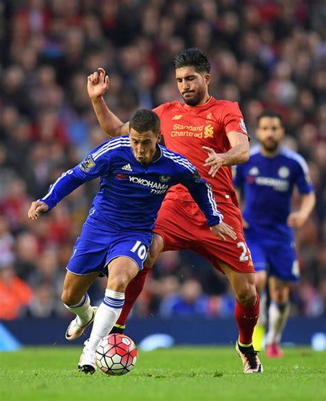 Liverpool v Chelsea Barclays Premier League Anfield #12088350