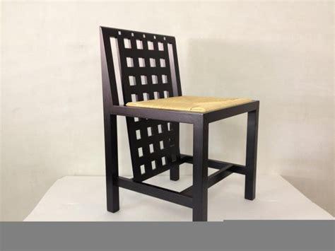 Mackintosh DS3 Chair   Bauhaus Furniture