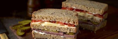 american deli sandwich recipes gluten free club sandwich recipe newburn bakehouse