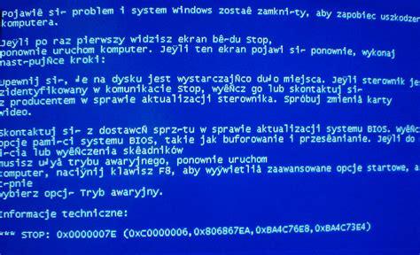 "Tech Support Tips To Fix Stop Error Message ""0x0000007e"