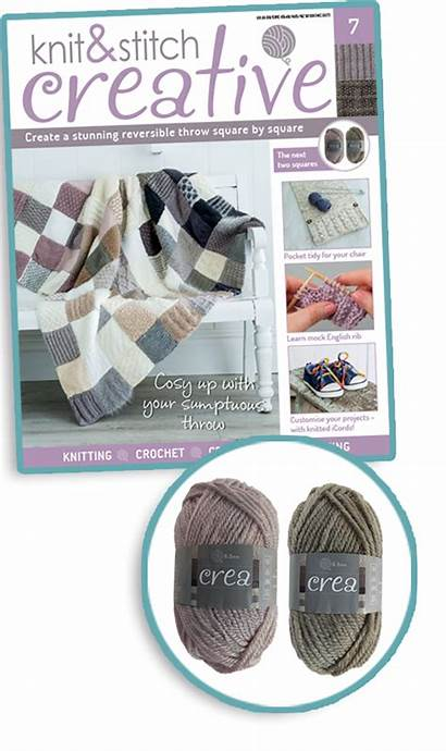 Creacrafts Issue Knitting
