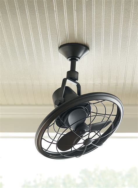 decorative wall mounted fans home decorators collection bentley ii 18 in outdoor
