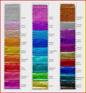 Tissue Lame Fabric Color Chart Choice Of Color 1 Yd