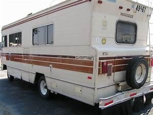 1978 Winnebago Chieftain Motorhome  49567  Model  Wdp26rb