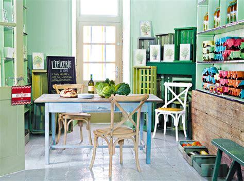peindre carrelage sol cuisine peindre le carrelage maison travaux