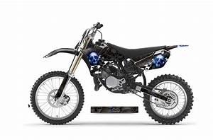85 Yz 2010 : yamaha yz85 dirt bike graphicscheckered skull black mx graphic decal wrap kit 2002 2014 ~ Maxctalentgroup.com Avis de Voitures