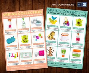 editable catalogproduct sale off catalog sale off flyer With sales catalog template
