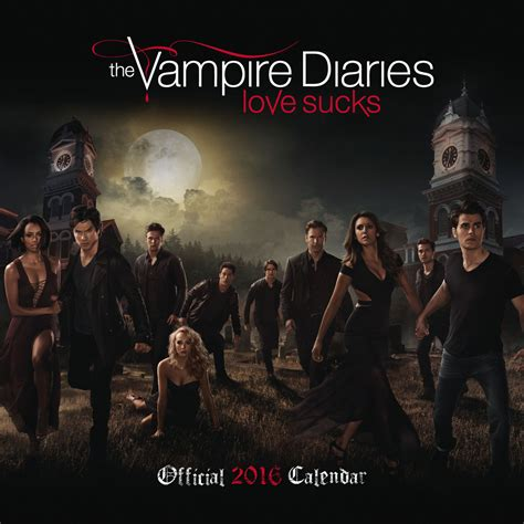 cronicas vampiricas calendarios