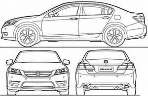 Blueprints  U0026gt  Cars  U0026gt  Honda  U0026gt  Honda Accord Usa