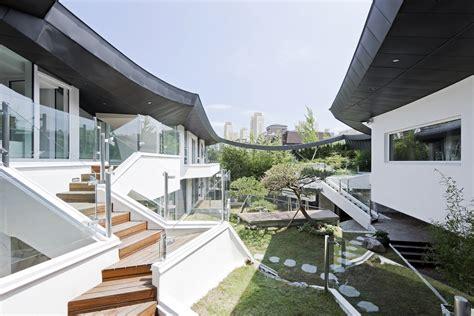 Culturally Modern Ga On Jai Residence In South Korea By
