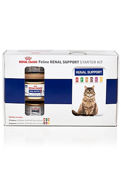 renal support diet  dog cat kidney health royal canin