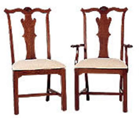 cherry dining chairs dining room furniture made in america