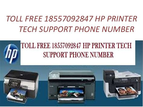 toll free 18557092847 hp printer tech support phone number