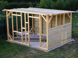 beau garage en parpaing de 20m2 9 plan de construction With garage en parpaing de 20m2