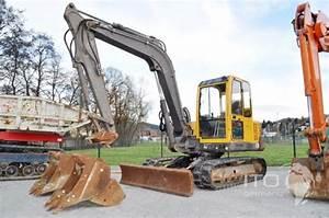 Mini Pelle Mitsubishi : used machinery mini excavator excavator volvo ec70 crawler excavator ~ Gottalentnigeria.com Avis de Voitures