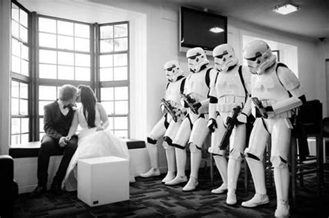Scifi Weddings  Star Wars Themed Wedding. Colour Rings. White Pukhraj Engagement Rings. Woman Gold Wedding Rings. Man 2018 Wedding Rings. Lock Wedding Rings. Black Opal Rings. Stack Rings. Anniversary Band Engagement Rings