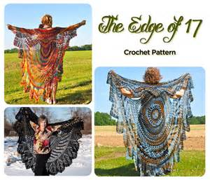 headband ear warmer crochet vest pattern bohemian vest stevie nicks by theedgeof17