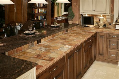 Tile Countertop by 2017 Tile Countertop Costs Countertop Prices