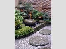 Traditional Japanese Courtyard Build a Japanese Garden UK