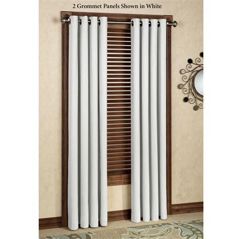 Curtain Panels by Nantucket Thermalogic Tm Grommet Curtain Panels