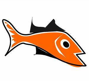 Orange Fish Clipart | Clipart Panda - Free Clipart Images