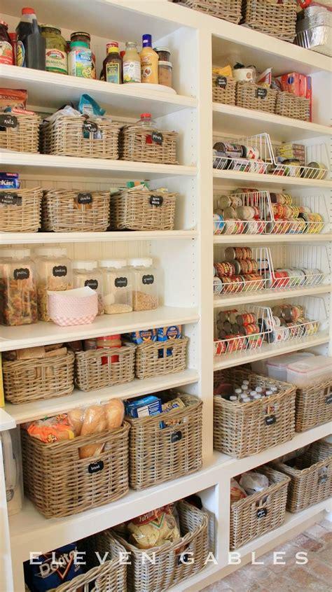 Kitchen Food Organization by Let S Get Organized 15 Kitchen Organization Ideas Diy