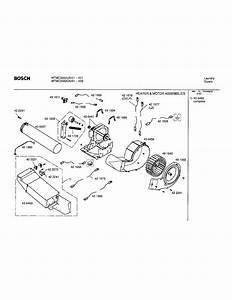 Bosch Model Wtmc3300us  01 Residential Dryer Genuine Parts