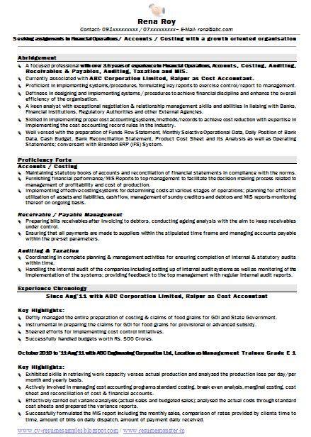 Mis Resume Exles by Mis Resume Exle