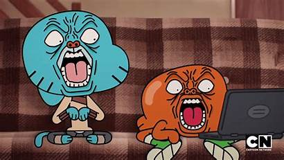 Gumball Amazing Wallpapers Catfish Regular Evil Awesome