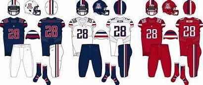 Football Uniforms Arizona Concepts College Wildcats Uniform