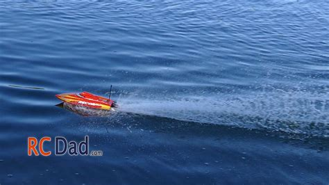 Cheap Rc Boats That Are Fast by Fast Rc Boat Recoil Brushless Rcdad