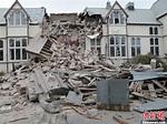 新西兰地震多座大楼倒塌(组图)-搜狐新闻