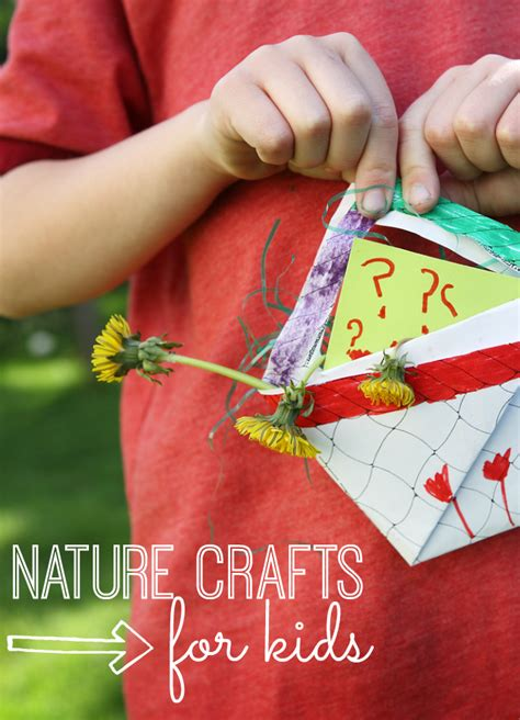 Nature Crafts For Kids  My Life And Kids
