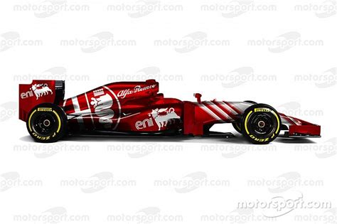 Alfa Romeo F1 by Opinion What Might An Alfa Romeo F1 Return Actually Look
