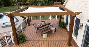 Diy Pergola Cover Ideas  7 Ways To Protect Your Patio From