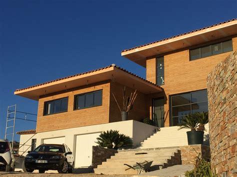 maison bois 224 vendre maison bois c 244 t 233 sud