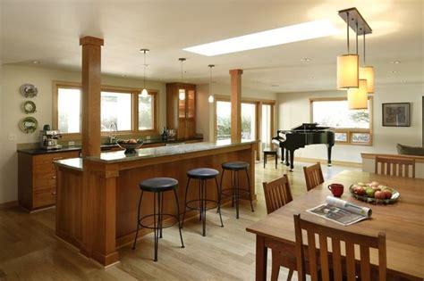 Kitchen island column pictures
