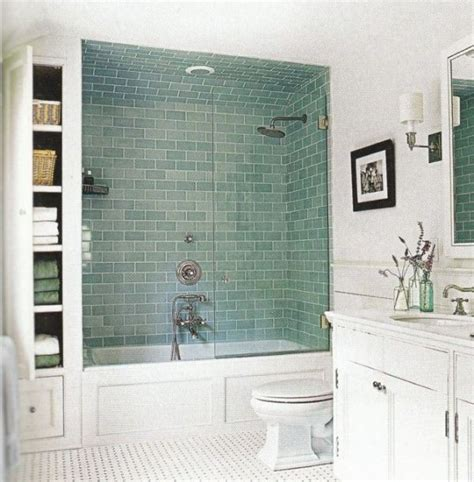 Glass Subway Tile Bathroom Ideas by 25 Best Ideas About Bathroom Tile Designs On