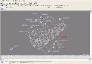 Nissan Oem Manual Transmission 5-speed - Sr20det