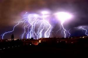 really cool lightning | Landschappen | Pinterest