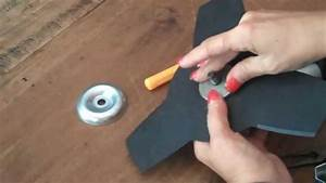How To Attach A Blade To You Brush Cutter Attachment