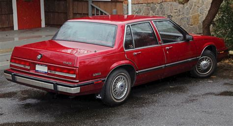 1991 buick lesabre custom sedan 3 8l v6 auto