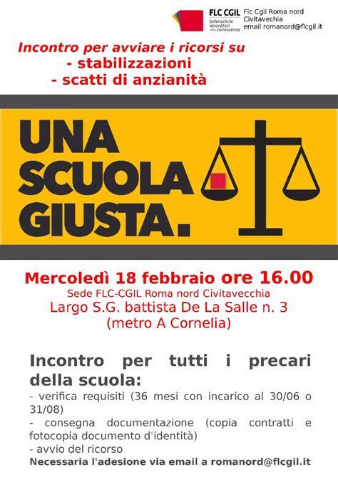 Ufficio X Atp Roma by 18 2 15 Incontro Su Vertenza Stabilizzazione Precari A