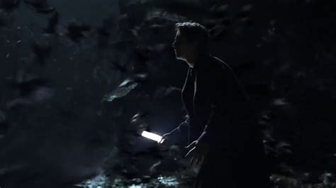 Batman Begins  Bat Cave Youtube