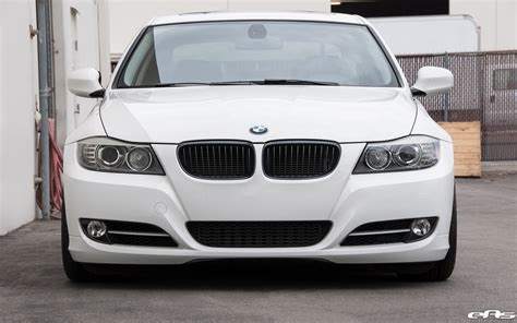 Alpine White Bmw E90 335i Gets A Set Of Aftermarket Wheels