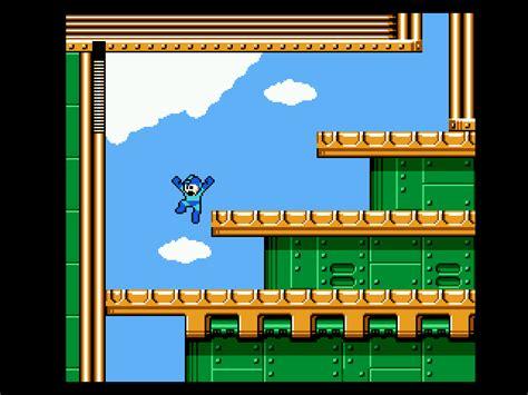 mega man  screenshots gamefabrique