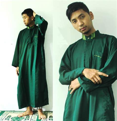 jual collection jubah saudi bahan wolfis gamis