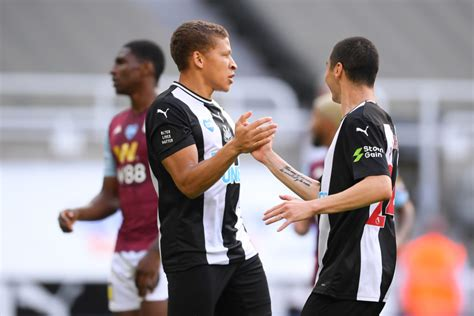 Newcastle United's Dwight Gayle is on Fulham's radar this ...