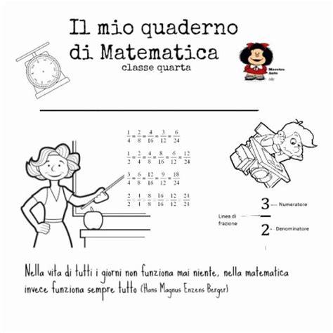 schede di matematica classe terza elementare da stare copertine quaderni scuola primaria da stare armonioso