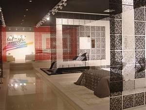Rideau Séparation De Pièce : cloison decorative rideaux et cloisons mobiles de d coration ~ Teatrodelosmanantiales.com Idées de Décoration
